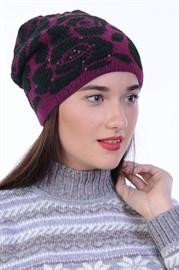 Вязаная шапочка ТД-441