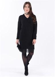 Платье ВТД-15 черное